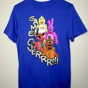 NWOT | Five Nights at Freddy's | Graphic Tee